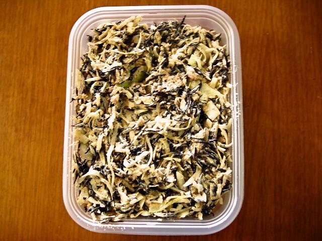 鉄分&たんぱく質補給に!ひじきと玉ねぎのツナマヨサラダ