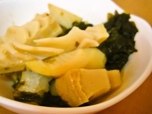 春の酒満喫王道レシピ 若竹煮 筍(たけのこ)のあく抜きもご紹介