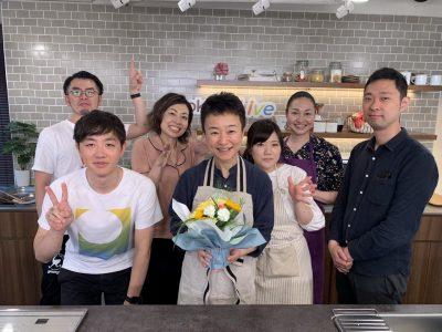 【お礼】cookpad Live最終配信