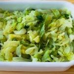 【野菜ひとつ】キャベツのコンソメサラダ