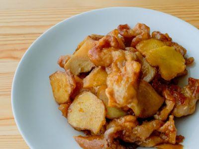 生姜たっぷり 豚肉の生姜焼き
