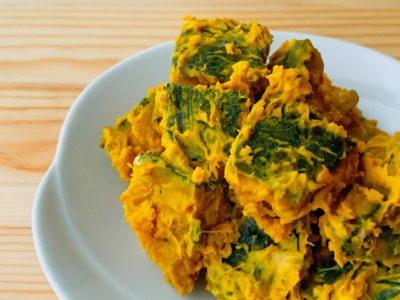 【野菜ひとつ】かぼちゃの和風マヨサラダ