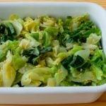 【野菜ひとつ】塩だれキャベツ