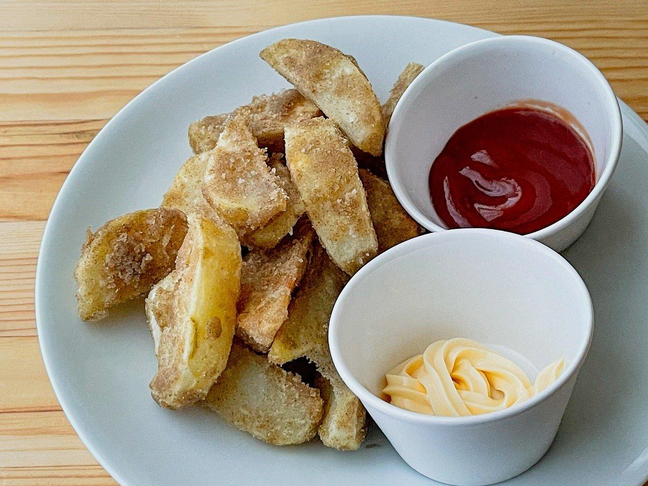【野菜ひとつ】フライドポテト