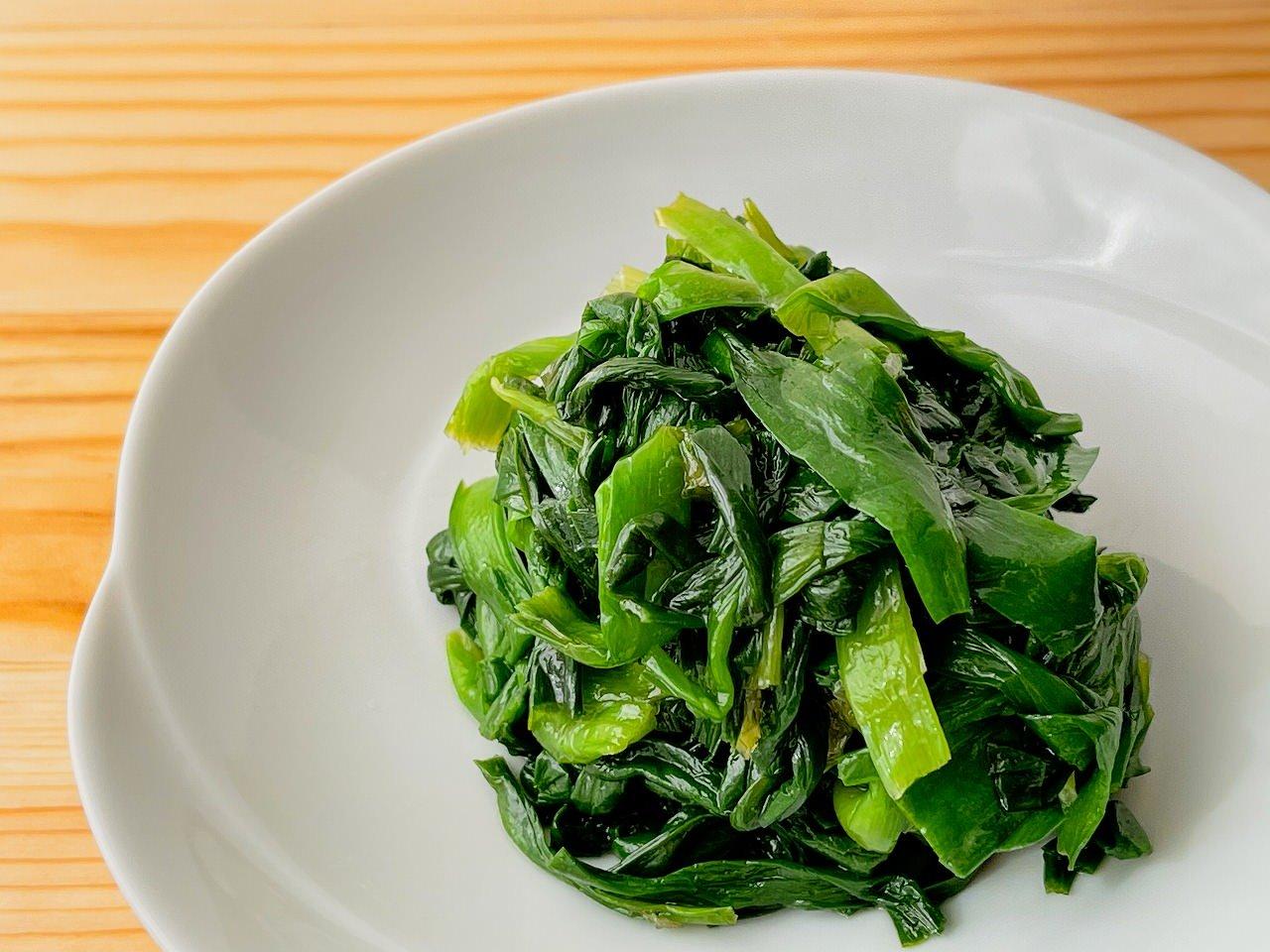 【野菜ひとつ】ニラのナムル