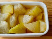 【野菜ひとつ】冬瓜の冷やし鉢