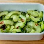 【野菜ひとつ】白瓜の浅漬け