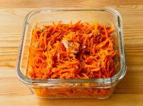 【野菜ひとつ】にんじんとツナのサラダ