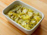 【野菜ひとつ】キャベツのピクルス