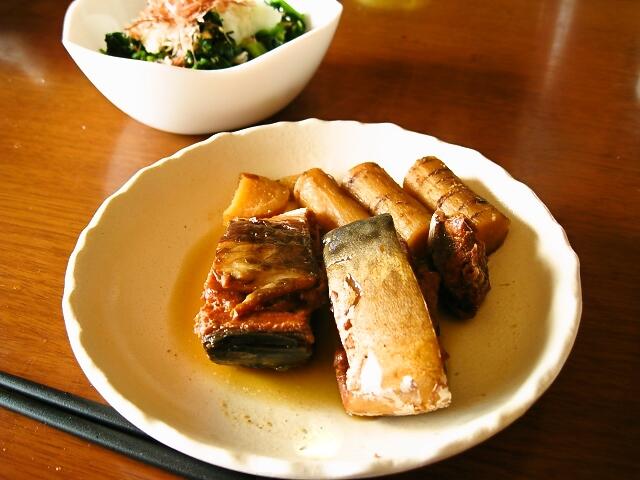 さば(鯖)の味噌煮