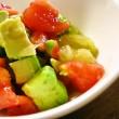 アボカド・トマト・グレープフルーツのサラダ