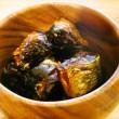 秋刀魚(さんま)の梅煮