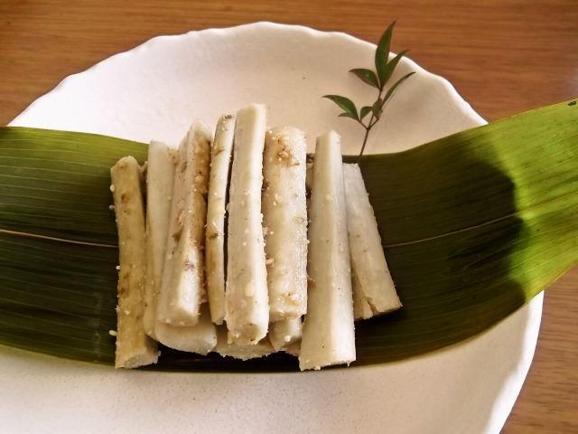 おせち料理にもどうぞ 食物繊維たっぷり たたきごぼう