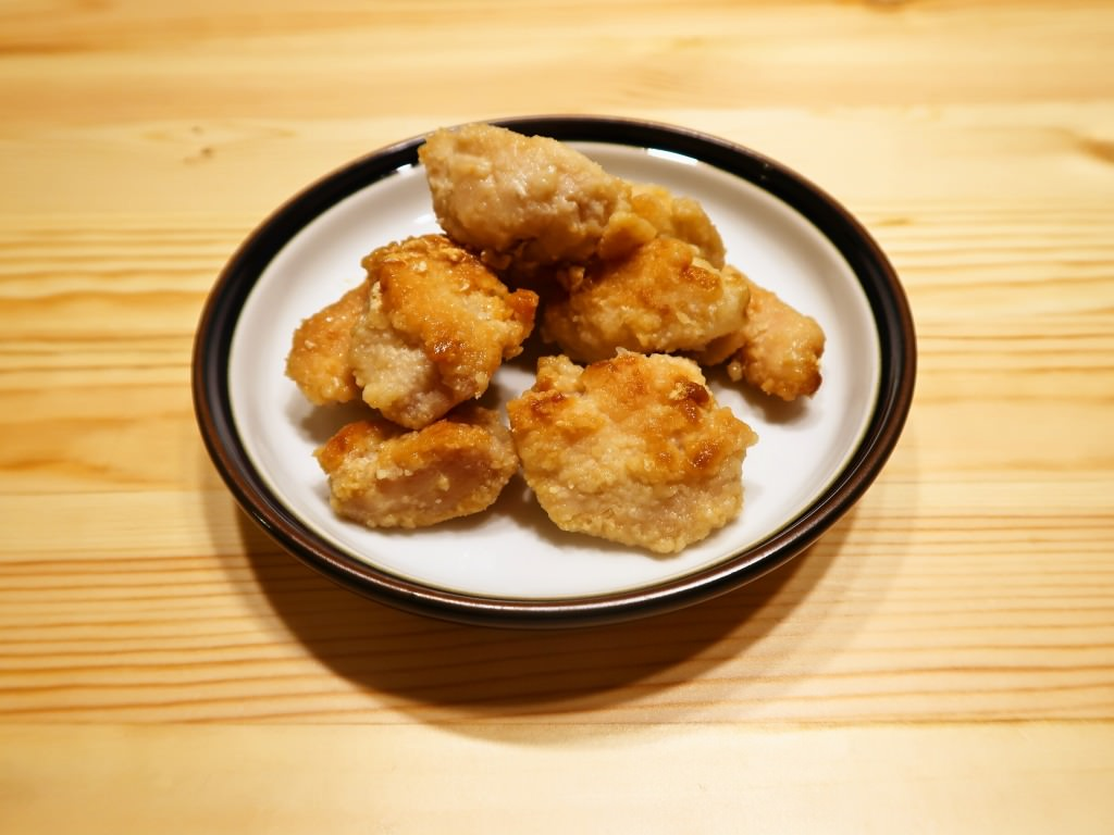 鶏むね肉のハニーナンプラー