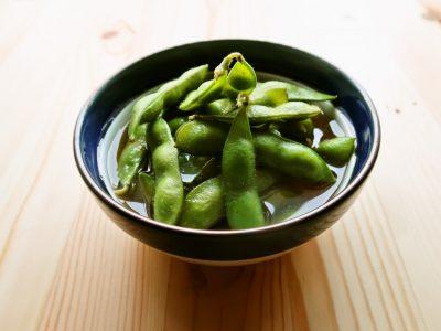 【野菜ひとつ】枝豆のだし浸し 冷やしてどうぞ