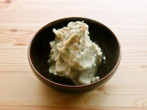 クリーミー 里芋の青のりサラダ