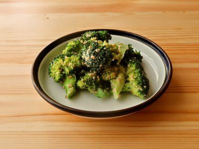 【野菜ひとつ】ブロッコリーのごまマヨ和え