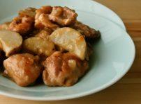 長芋と鶏肉のみりん煮