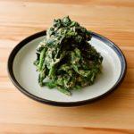 【野菜ひとつ】ほうれん草のごまマヨ和え