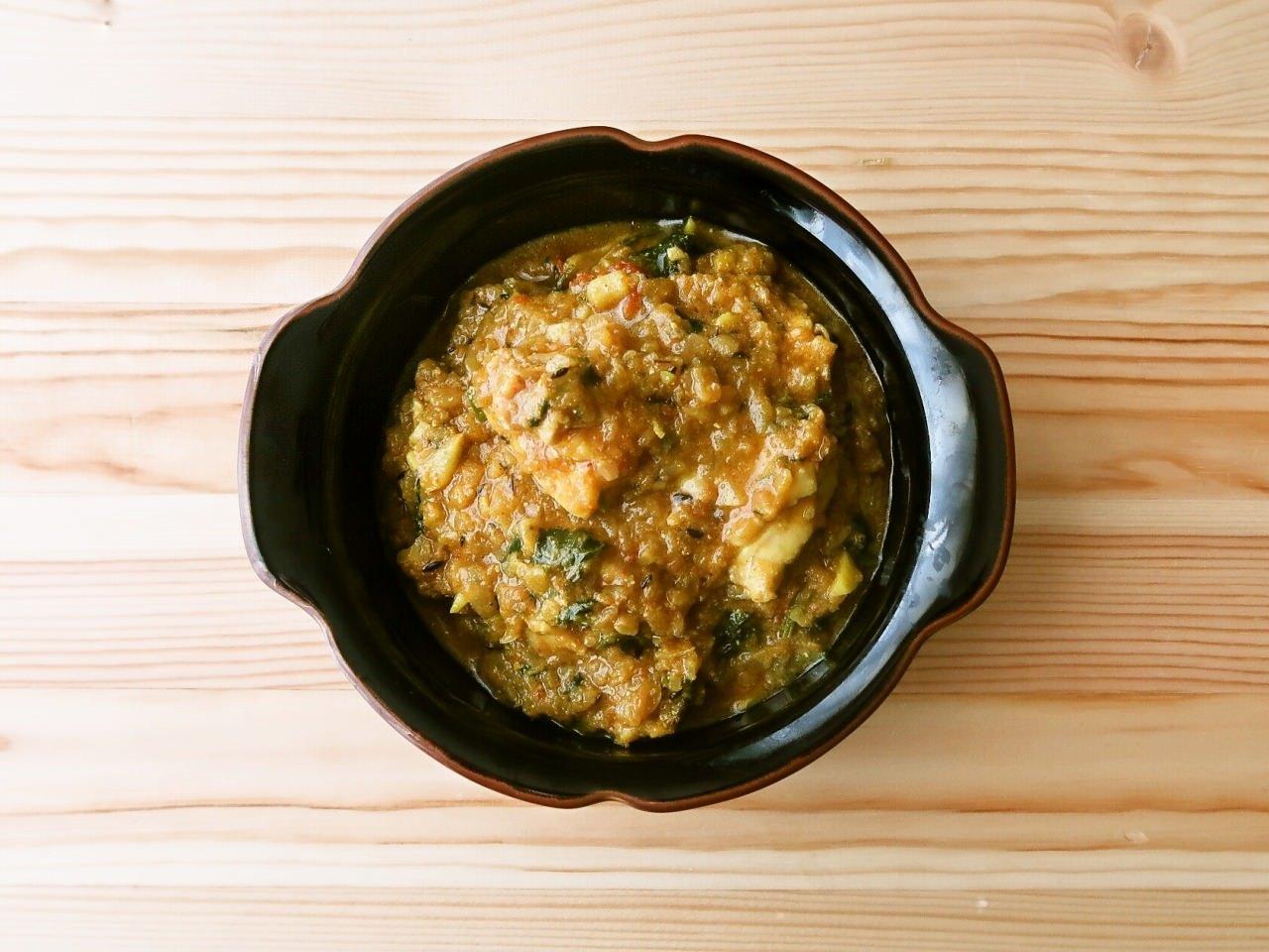 チキン カレー レシピ