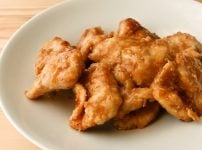 鶏むね肉のオイマヨ炒め