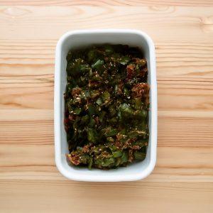 【野菜ひとつ】ピーマンの佃煮