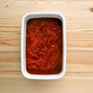 【野菜ひとつ】生トマトで作るトマトソース