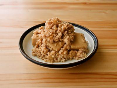 やさしい味 高野豆腐のそぼろ煮