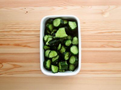 【野菜ひとつ】柚子胡椒きゅうり