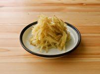 【野菜ひとつ】千切りじゃがいもの柚子胡椒酢の物