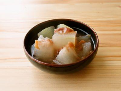 【野菜ひとつ】冬瓜の梅煮