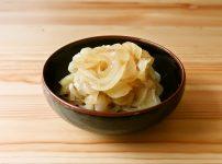 【野菜ひとつ】玉ねぎの柚子胡椒和え
