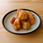 高野豆腐ナゲット