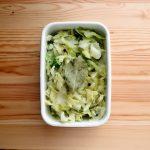 【野菜ひとつ】キャベツのあっさりピクルス