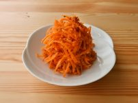 【野菜ひとつ】にんじんの粒マスタードマリネ