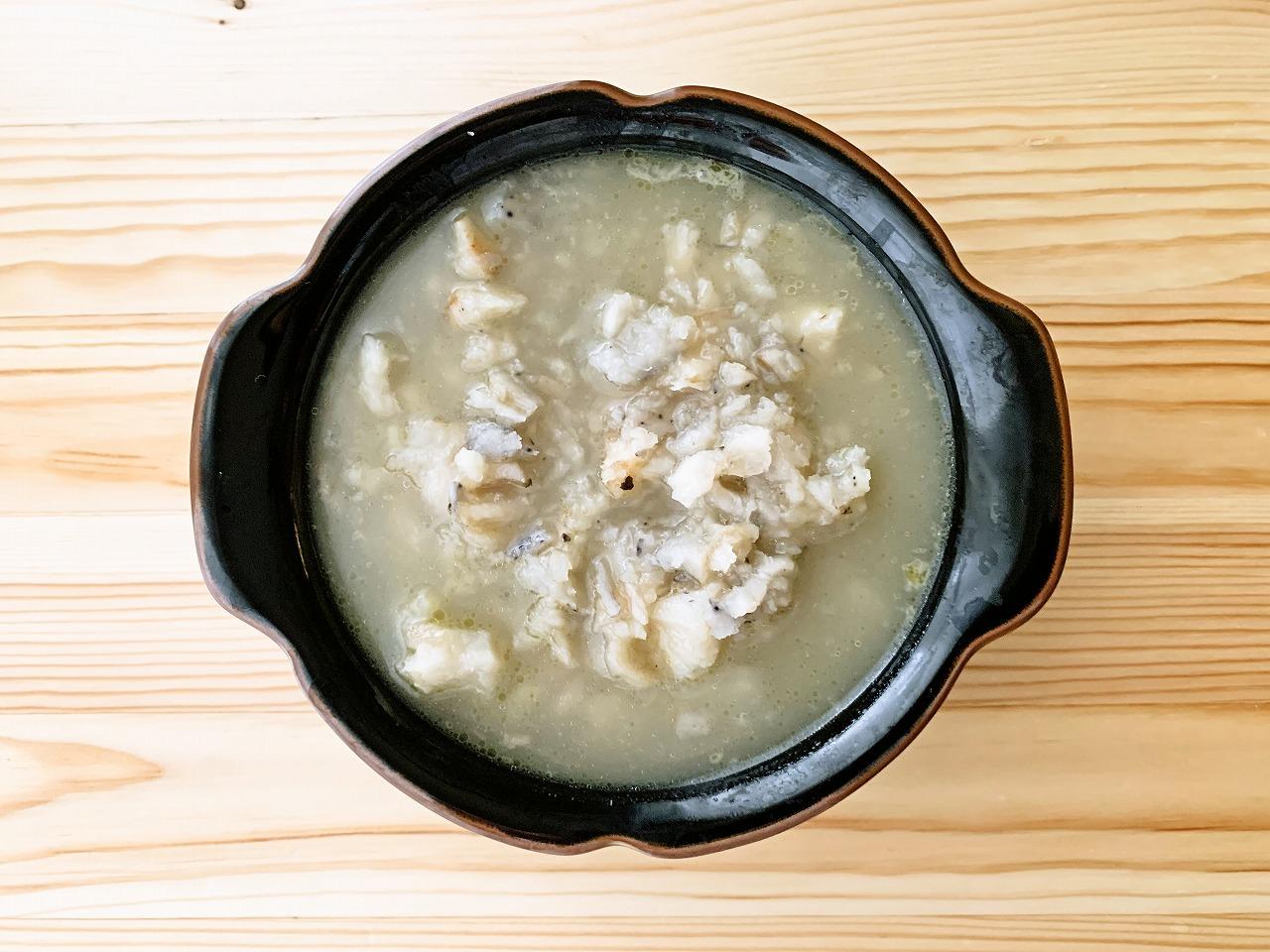 【野菜ひとつ】たたきれんこんのスープ