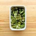 【野菜ひとつ】塩昆布でレタスの浅漬け