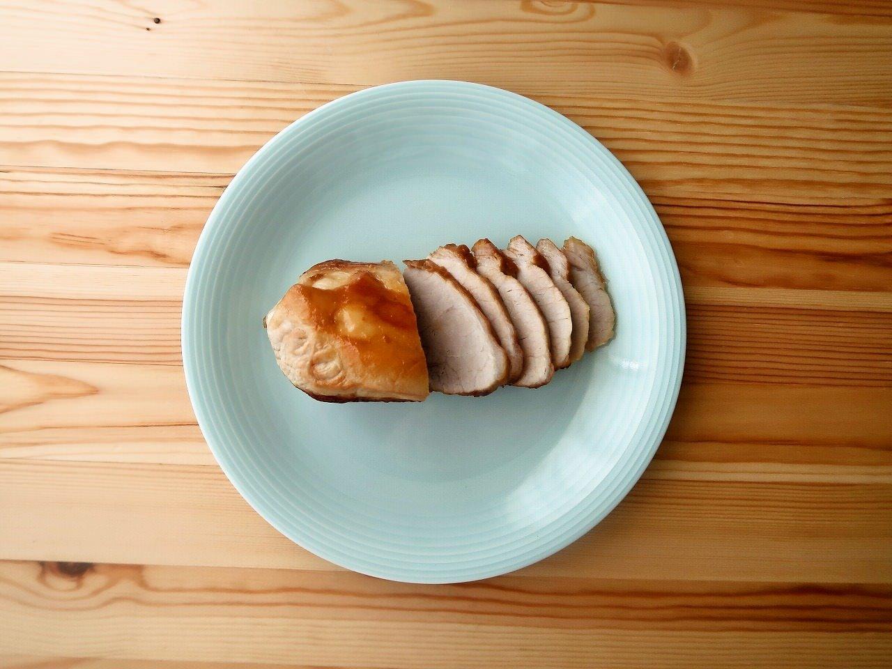 フライパンで豚ももチャーシュー