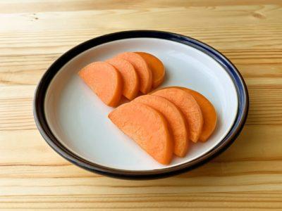 【野菜ひとつ】にんじんの浅漬け
