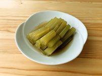 【野菜ひとつ】ふきの煮物