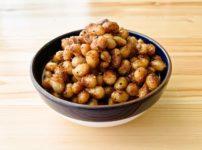 【野菜ひとつ】大豆のガリバタしょうゆ炒め