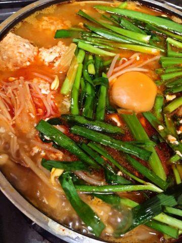 【特別編】鍋料理 お手軽野菜たっぷりスンドゥブチゲ